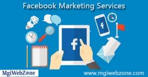 Facebook Marketing Services Company Delhi India