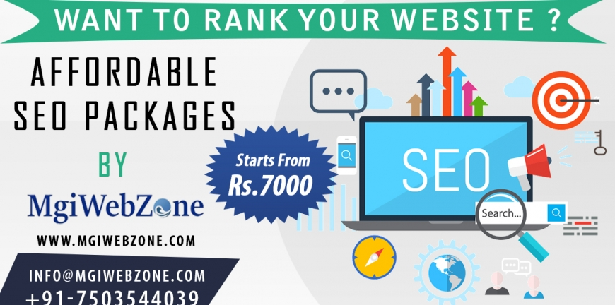 Affordable SEO Packages in India
