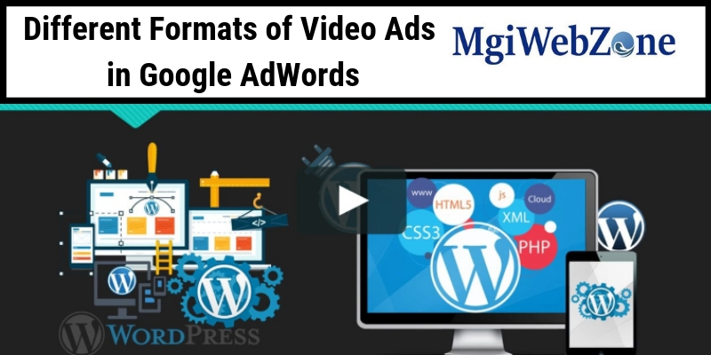 Different Formats of Video Ads in Google AdWords