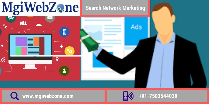 Search Network Marketing in Google AdWords
